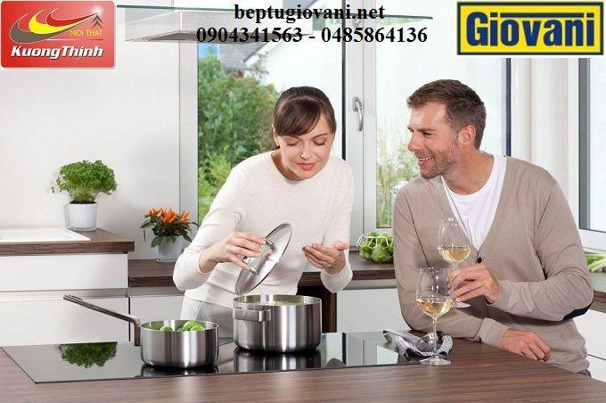 Bếp từ Giovani sang trọng cho mọi không gian bếp:
