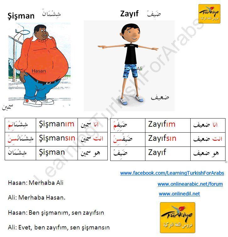 Learning Turkish For Arabs   اللغة التركية سهلة جدا