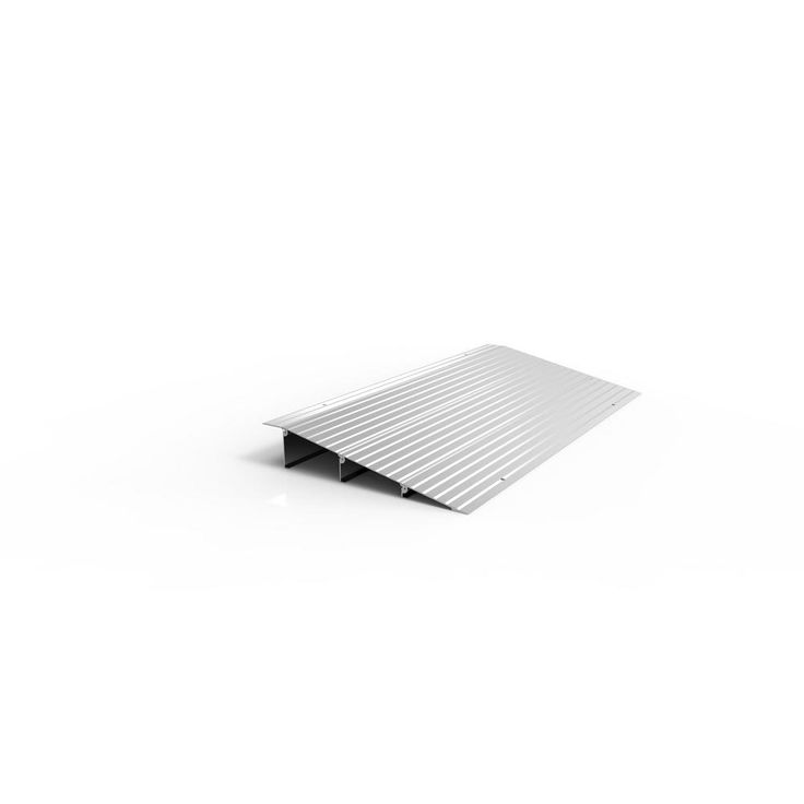 3 in. Aluminum Threshold Ramp
