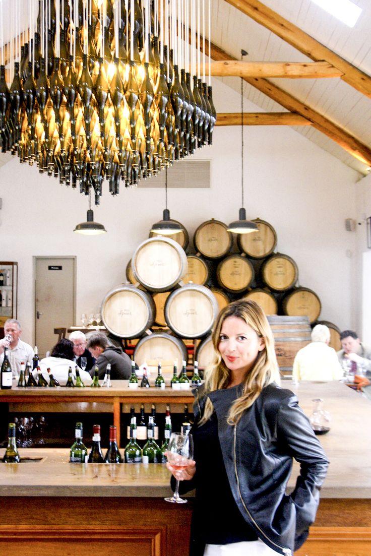 The #tastingroom @spierwinefarm #winetasting #winery #winerylife #sommelier #sustainablewine #sustainablewinery #ecofriendly #sustainabletravel #ecotravel  #deliciouswine #Stellenbosch #africatrip #africa #southafrica #winetasting @dametraveler