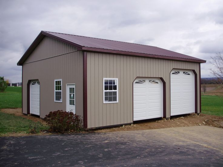 17 best images about pole barns on pinterest shop plans for Average cost to build a house in michigan