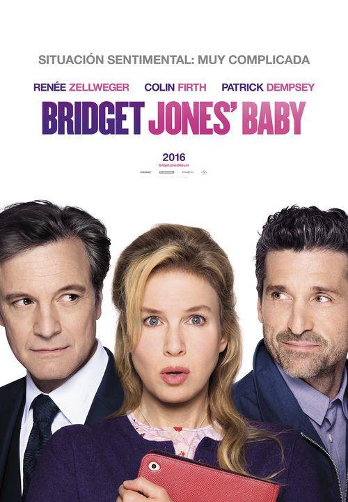 Bridget Jones's Baby 【 FuII • Movie • Streaming