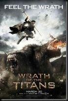 THE CINEMA 212: Wrath of the Titans (2012) Sinopsis :  Satu dekade setelah kepahlawanannya mengalahkan Kraken yang mengerikan, Perseus seorang demigod (manusia setengah dewa) anak dari Zeus mencoba hidup tenang sebagai nelayan dan orang tua tunggal dari Helius anaknya yang berusia 10 tahun. Disaat yang sama tengah terjadi pertempuran antara dewa-dewa dengan Titan.
