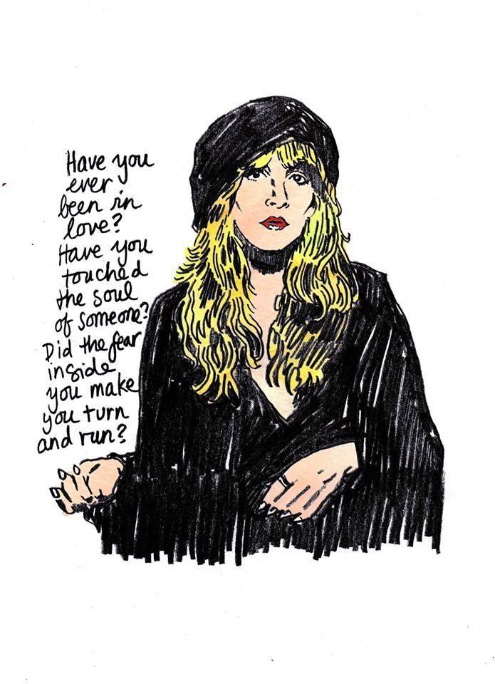 Stevie Nicks wisdom