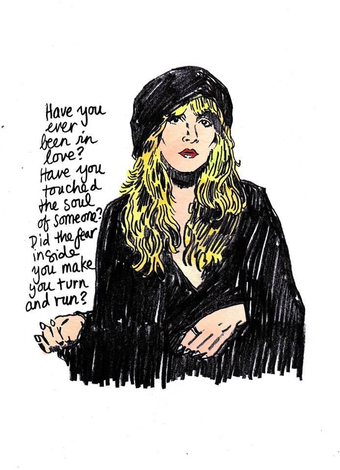 Stevie Nicks wisdom