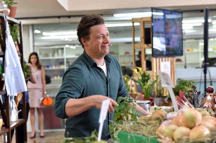 Programa de educação alimentar com Jamie Oliver será implantado em 20 escolas catarinenses - Diário Catarinense