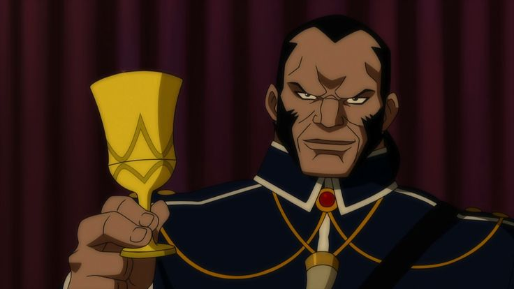 Justice League: Doom - Vandal Savage