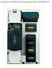 Outback FLEXpower System Complete Solar Energy System Already Wired For  You. Need Batteries, Solar Panels, And Thatu0027s It!