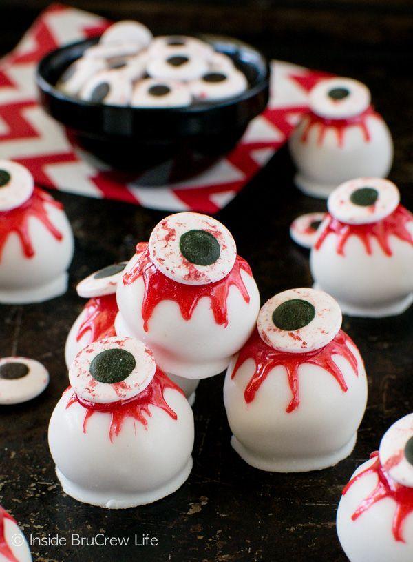 154 best Halloween Treats images on Pinterest Halloween recipe - halloween cooking ideas