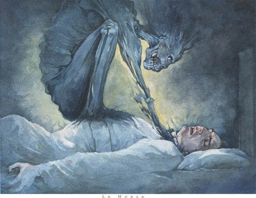 oh sleep paralysis