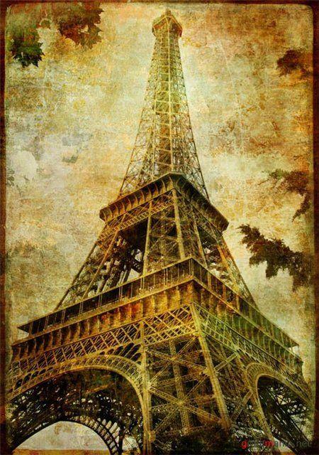 ВИДЫ ПАРИЖА – 102 фотографии