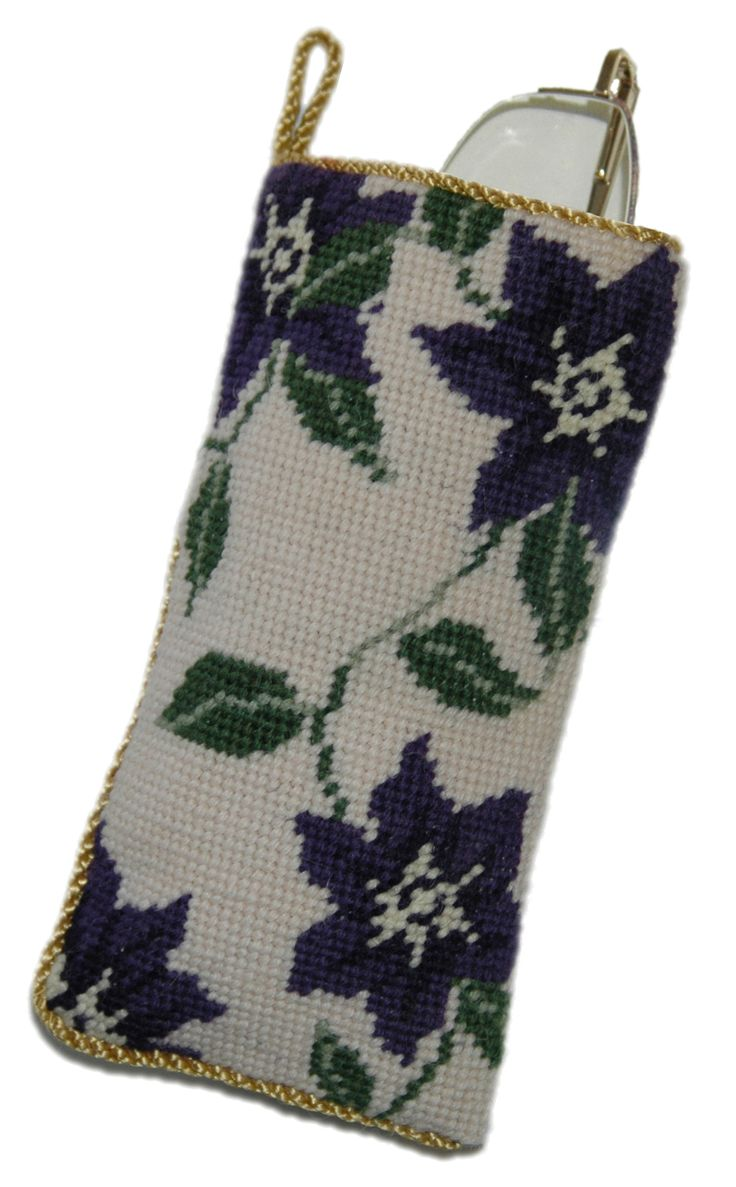 Purple Clematis Spec Case Kit