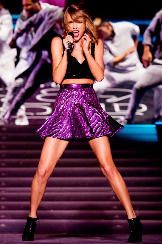 Taylor Swift 'The 1989 World Tour' Live In Baton Rouge