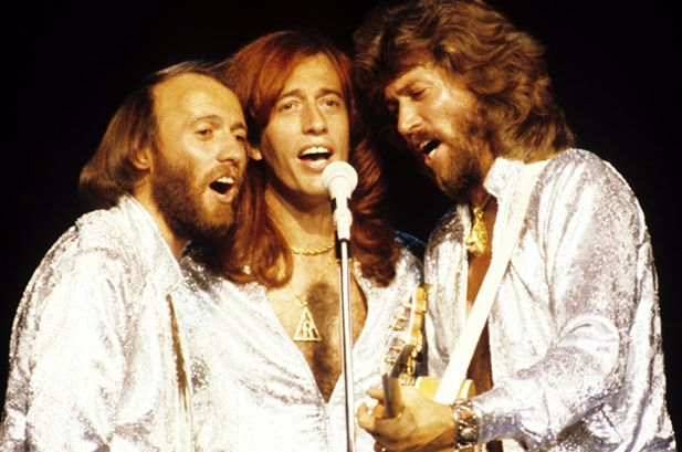Loved the Bee Gees