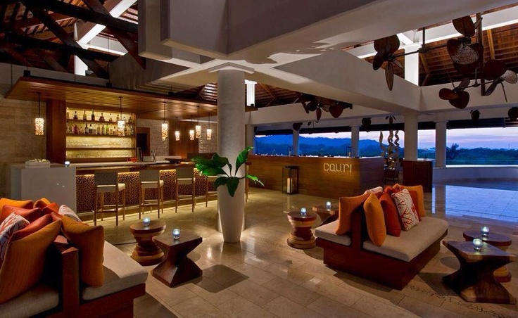 Costa Rica ..Westin Lobby