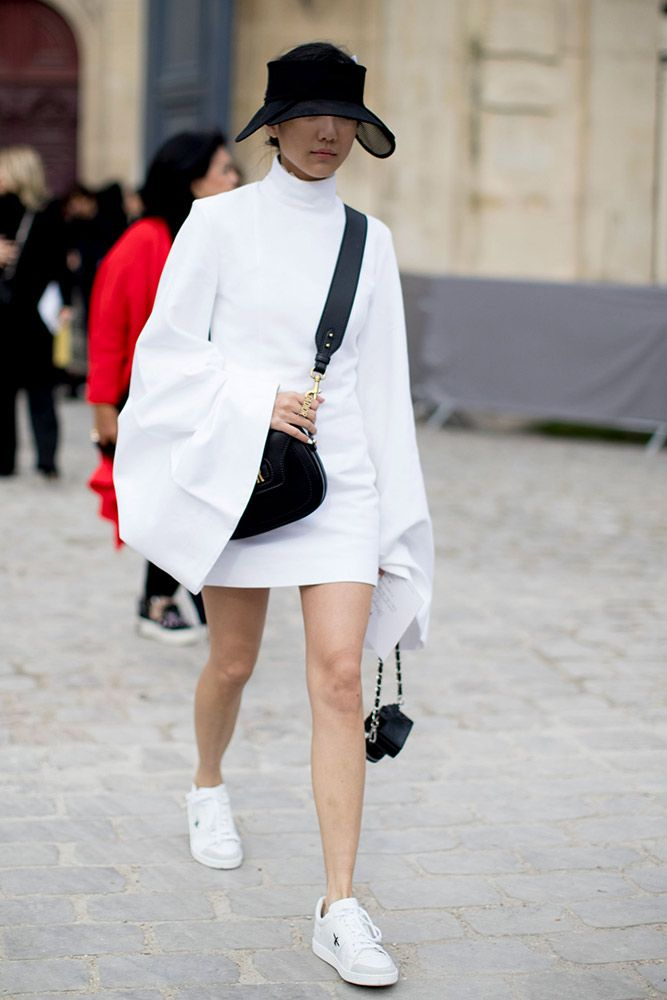 Parisian showgoers have street style down to a science. Here are 101 of the best looks so far from the Fall 2017 season.