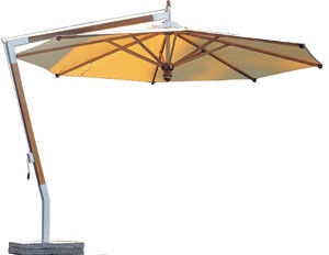 offset patio umbrella u2013 offset patio umbrellas have the support pole on the side of the umbrella rather than in the middle this is benef
