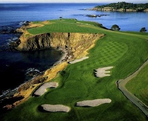 Hotels Near Pebble Beach Golf Course