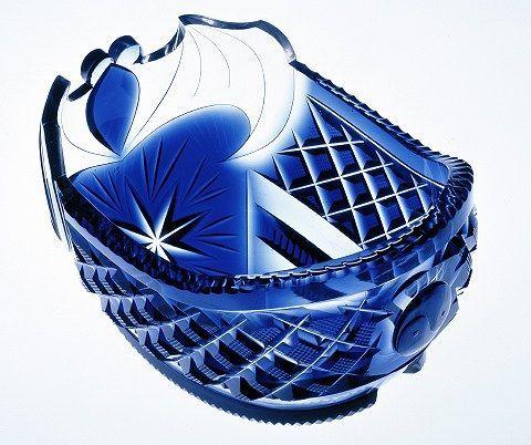 Satsumakiriko   /   A Japanese traditional-handicrafts article