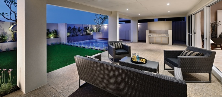 Pool and alfresco ideas