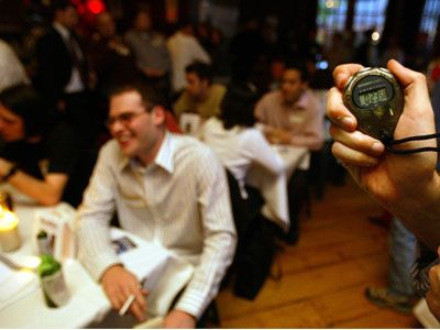 How Speed Dating Works - get all the info on how to put on a successful speed dating event