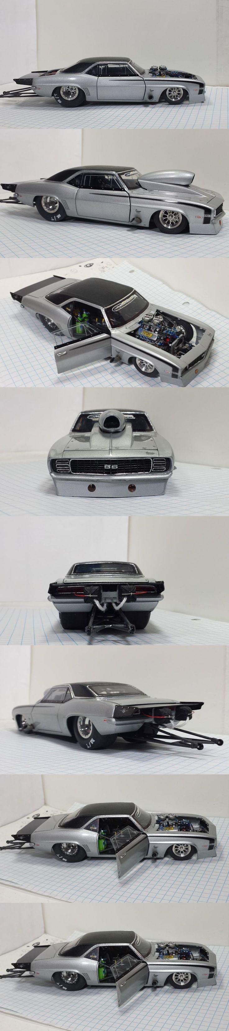 '69 Camaro race car.