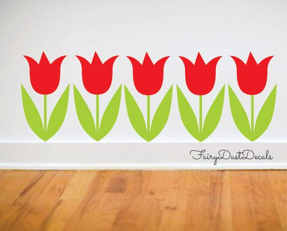 Best 25+ Flower Wall Decals Ideas On Pinterest | Wall, Vintage Floral And  Floral