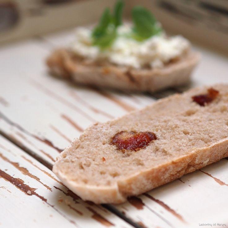 Laskominy od Maryny: Datlový pšeničný chléb