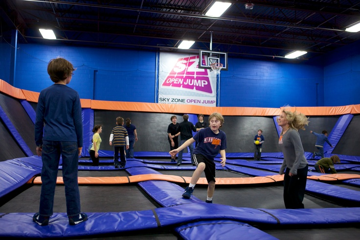 Open Jump is Tuesday to Thursday 3-8pm, Friday 12-9pm, Saturday 10-10pm, Sunday 11-7pm