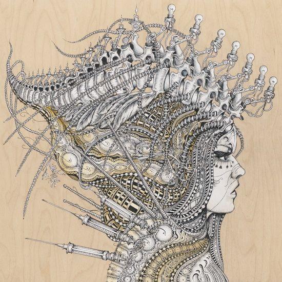 Elsiane - Mechanics of Emotion