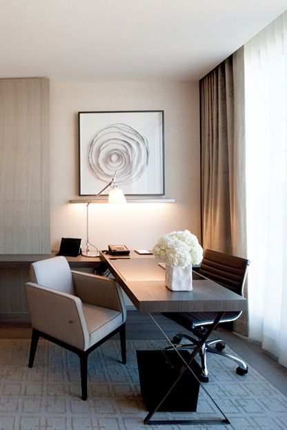 Four Seasons Hotel Toronto #elegantdesk