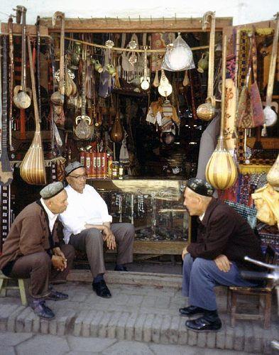 Silk Road, Xinjiang, PRC