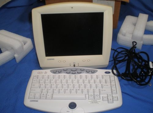 Compaq computer IPAQ IA Home Appliance