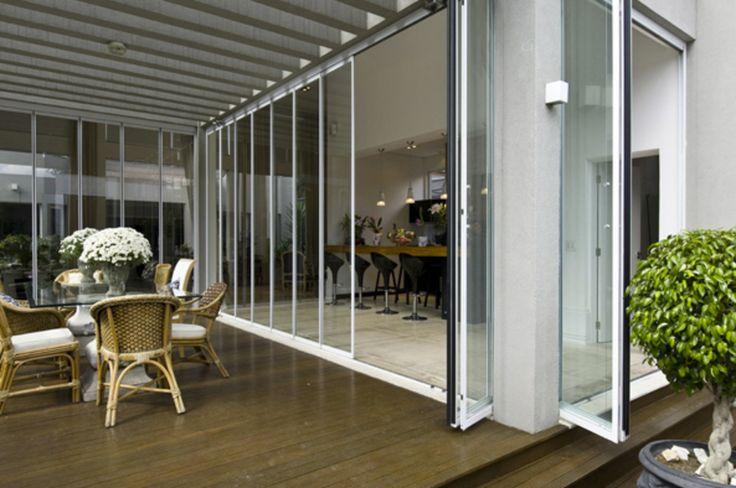 Sistema Plegable Termopanel de Glasstech