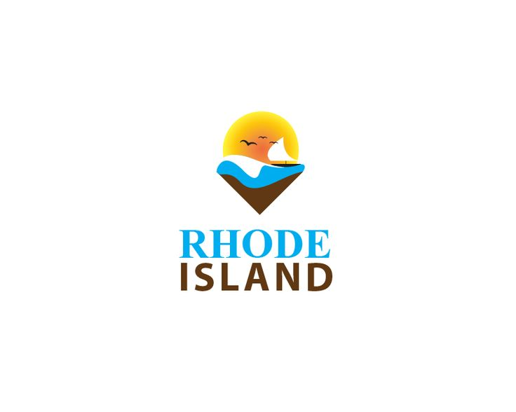 Logo Idea for Rhode island #logo #logotype #branding #stationary #graphic #design #illlustrator