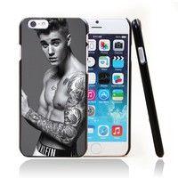 Wish | 63e Justin Bieber Cell Phone Cover Black Cases for iPhone 4 4S 5 5S 5C SE 6 6S Plus , Galaxy S3/S4/S5/S6/S7/edge/ /s3/s4/s5 Mini A3 A5