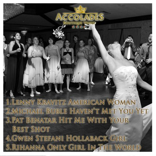Weve Compiled Our Top 5 Songs To Play During Your Bouquet Toss Jam WeddingFun