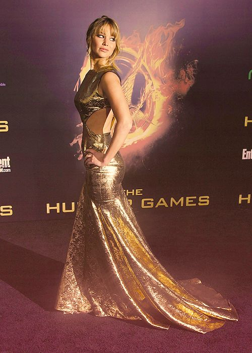 Jennifer Lawerence = Gorgeous!Girls Crushes, Jennifer Lawerence, The Hunger Games, Games First, Style, Dresses, Katniss Everdeen, Beautiful People, Jennifer Lawrence