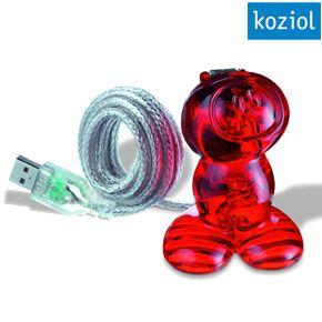 KOZIOL neil - przedłużacz do USB