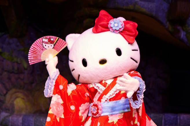 Hello Kitty - $900 for a date - Sanrio is Rewarding Crowdfunding Supporters with Hello Kitty Dates (GALLERY)