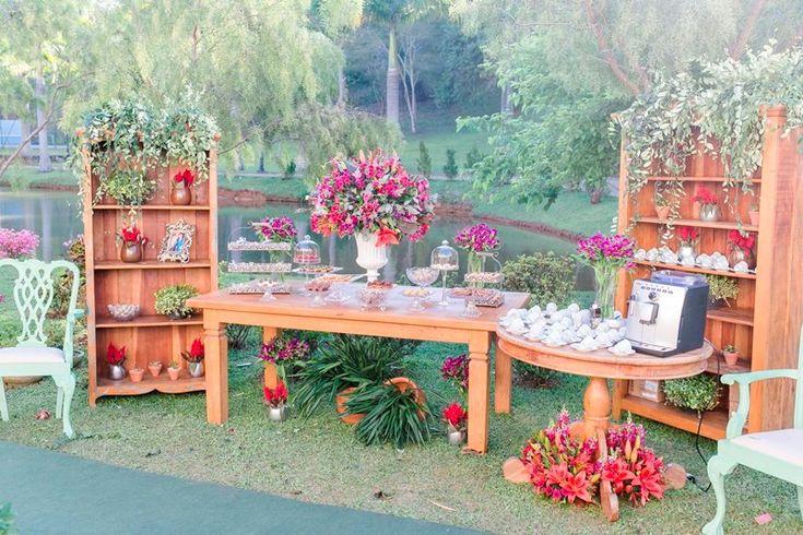 Destination wedding: móveis de madeira - Foto Juliana Kneipp Fotografia e Maria Toscano