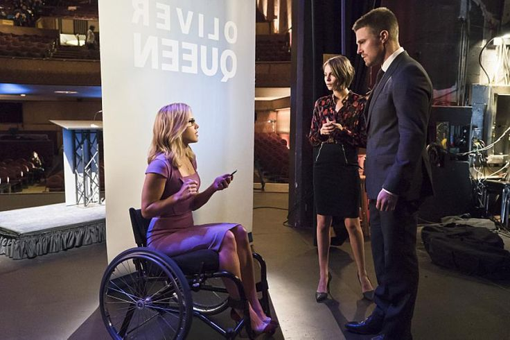 Arrow  S04  E14  Code of Silence