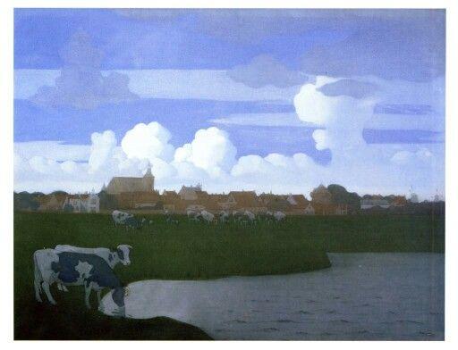 geschilderd door Jan Voerman