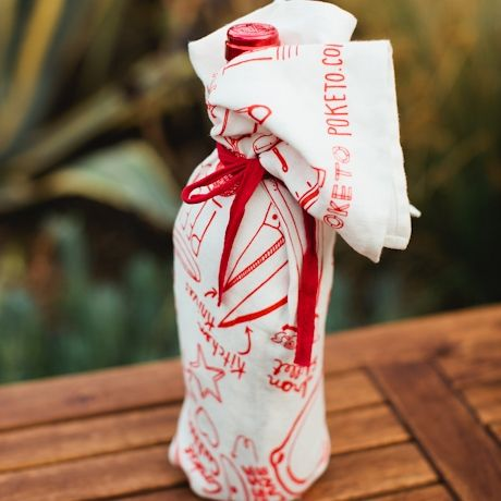 Holiday hostess gift idea  Wrap wine n a cool tea towel  tie with a festive  bow 51 best Kitchen Tea images on Pinterest   Gifts  Tea ideas and Kitchen. Great Kitchen Tea Gift Ideas. Home Design Ideas