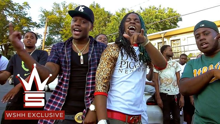 """Dae Dae & London on Da Track """"Hit The Block"""" (WSHH Exclusive - Official Music Video) - YouTube"""