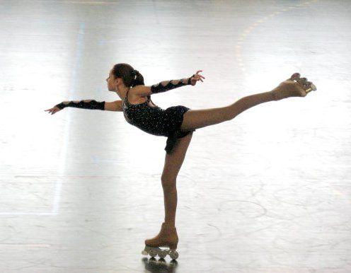 Fotos de patinação no gelo...