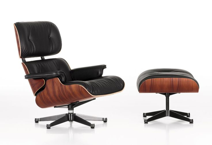 Lounge Chair & Ottoman: Furniture for homes: Vitra.com