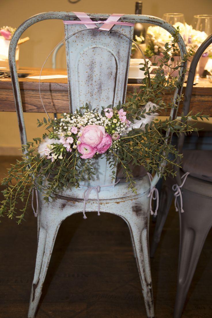 Svatební květinová dekorace / Wedding flowers