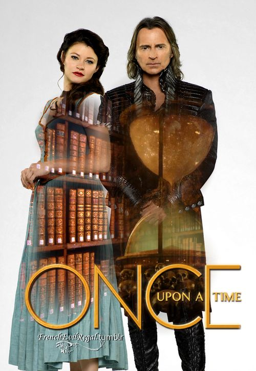 I absolutely love this show but am I the only one who's a little weirded out be Rumbelle?