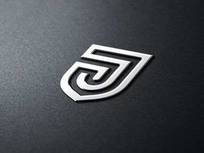 Julien Mark / logo / / pinned on toby designs